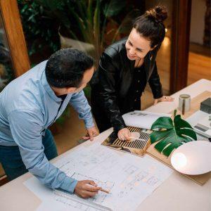 Architecte d'intérieur la Roche sur Yon Billaud Design