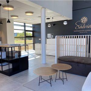 Bureaux professionnels par l'architecte d'intérieur la Roche sur Yon Billaud Design d'espace